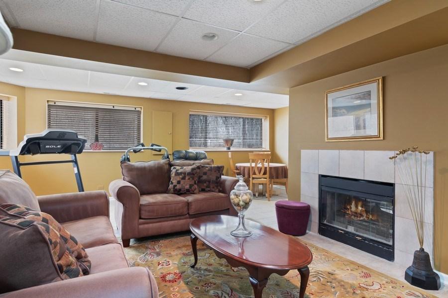 Real Estate Photography - 233 N Bay Ct., Lake Barrington, IL, 60010 - Basement