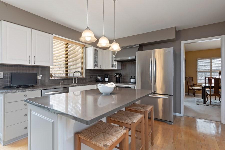 Real Estate Photography - 233 N Bay Ct., Lake Barrington, IL, 60010 - Kitchen