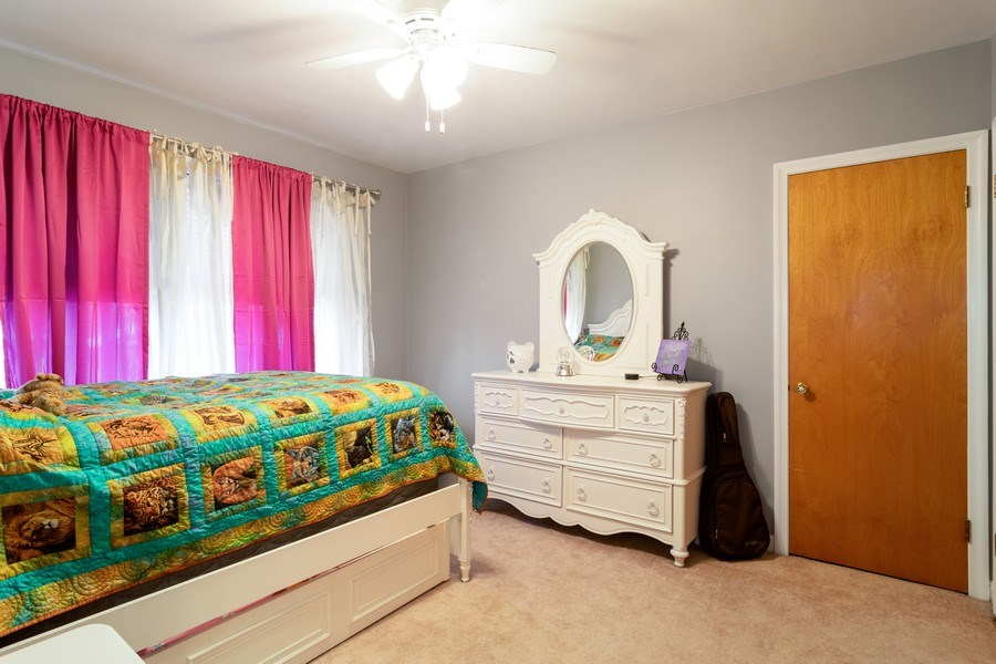 Real Estate Photography - 1352 Westchester Blvd, Westchester, IL, 60154 - 2nd Bedroom