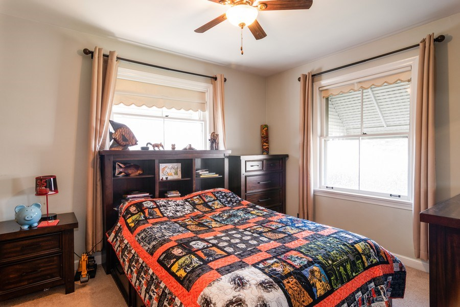Real Estate Photography - 1352 Westchester Blvd, Westchester, IL, 60154 - 3rd Bedroom