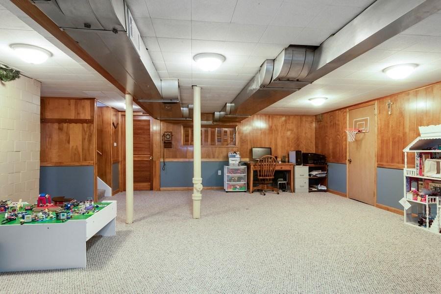 Real Estate Photography - 1352 Westchester Blvd, Westchester, IL, 60154 - Basement
