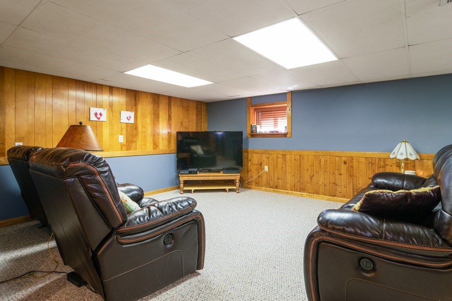 Real Estate Photography - 1352 Westchester Blvd, Westchester, IL, 60154 - Family Room