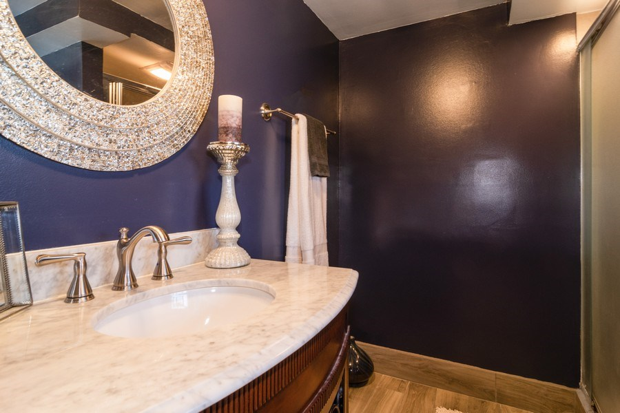 Real Estate Photography - 1352 Westchester Blvd, Westchester, IL, 60154 - Bathroom
