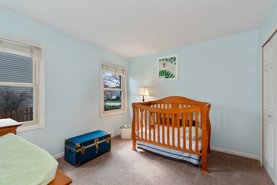 Real Estate Photography - 338 Meadowview Lane, Aurora, IL, 60502 - 2nd Bedroom