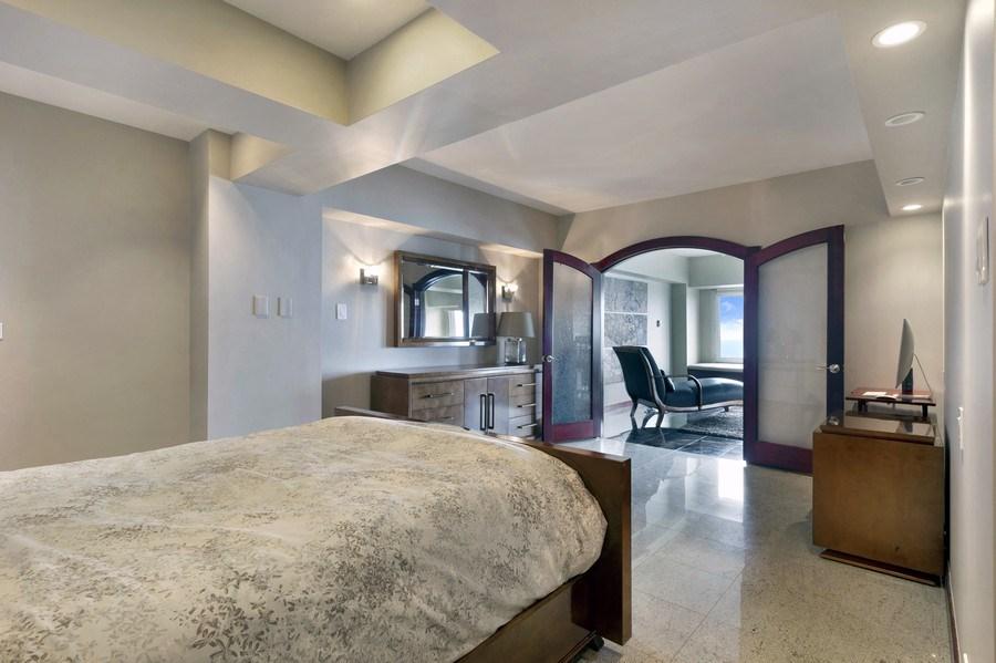 Real Estate Photography - 175 E. Delaware, #8606/8607, Chicago, IL, 60611 - Fourth Bedroom
