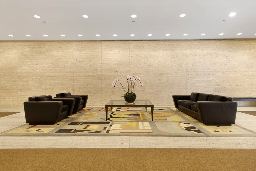 Real Estate Photography - 175 E. Delaware, #8606/8607, Chicago, IL, 60611 - Lobby