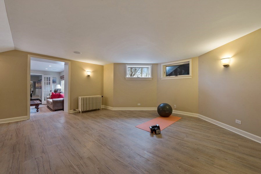 Real Estate Photography - 523 Essex, Kenilworth, IL, 60043 - Recreational Area