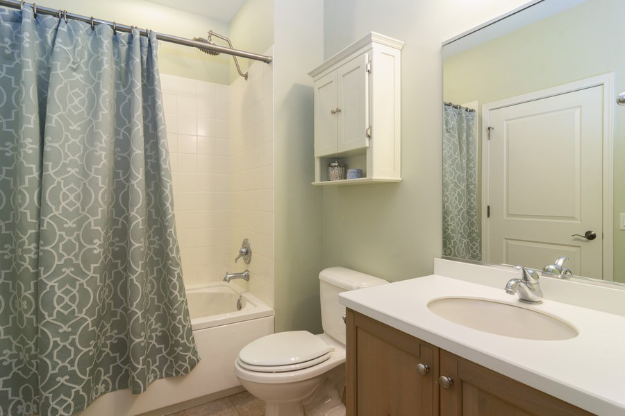 Real Estate Photography - 151 Wing St #309, Arlington Heights, IL, 60005 - Bathroom