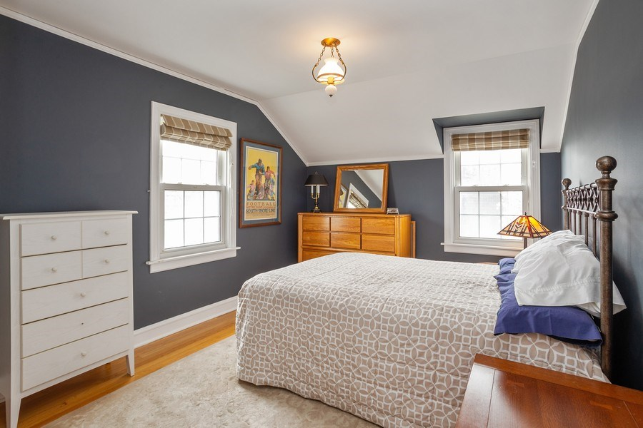 Real Estate Photography - 543 S Dunton Ave, Arlington Heights, IL, 60005 - Master Bedroom