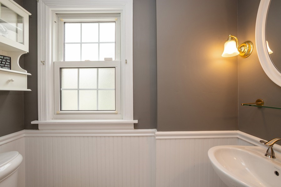 Real Estate Photography - 543 S Dunton Ave, Arlington Heights, IL, 60005 - Powder Room