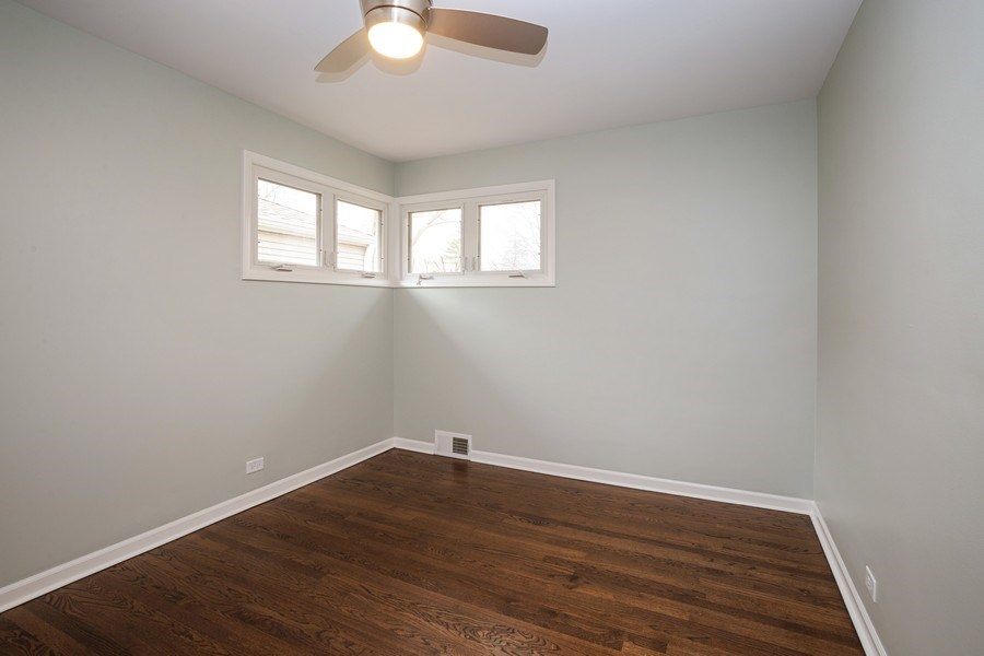 Real Estate Photography - 821 N Patton Ave, Arlington Heights, IL, 60004 - Bedroom