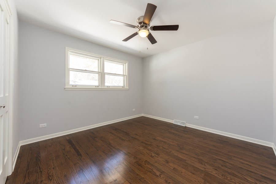 Real Estate Photography - 509 Knobhill, arlington Heights, IL, 60004 - 2nd Bedroom