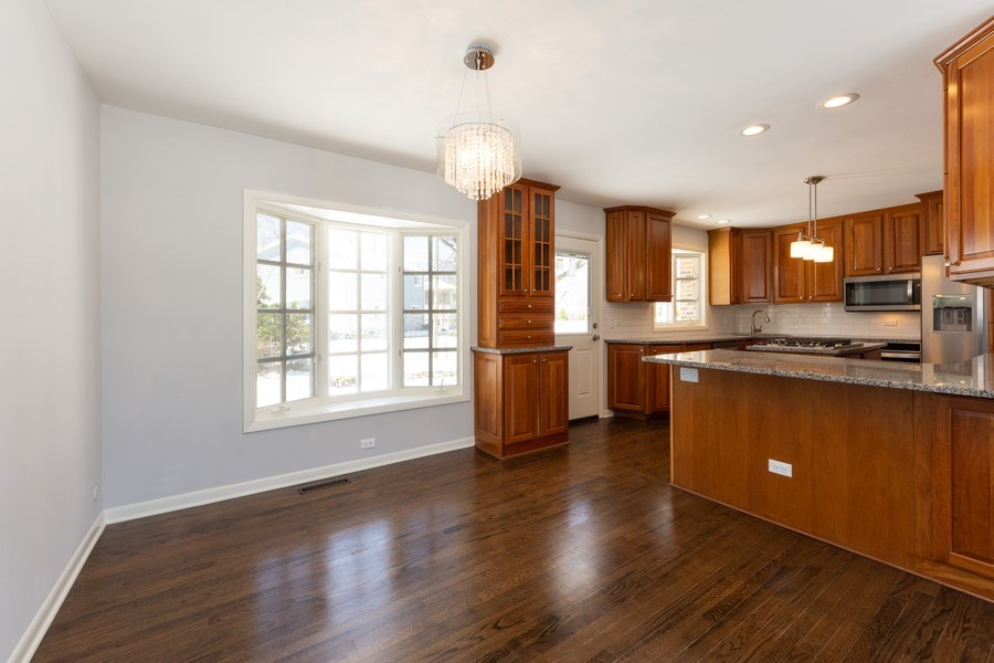 Real Estate Photography - 509 Knobhill, arlington Heights, IL, 60004 - Dining Room