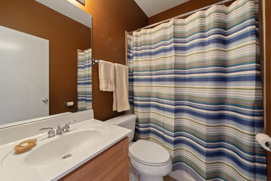 Real Estate Photography - 2338 W Wolfram, Chicago, IL, 60618 - Bathroom