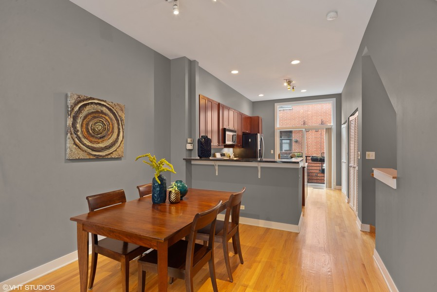 Real Estate Photography - 2338 W Wolfram, Chicago, IL, 60618 -