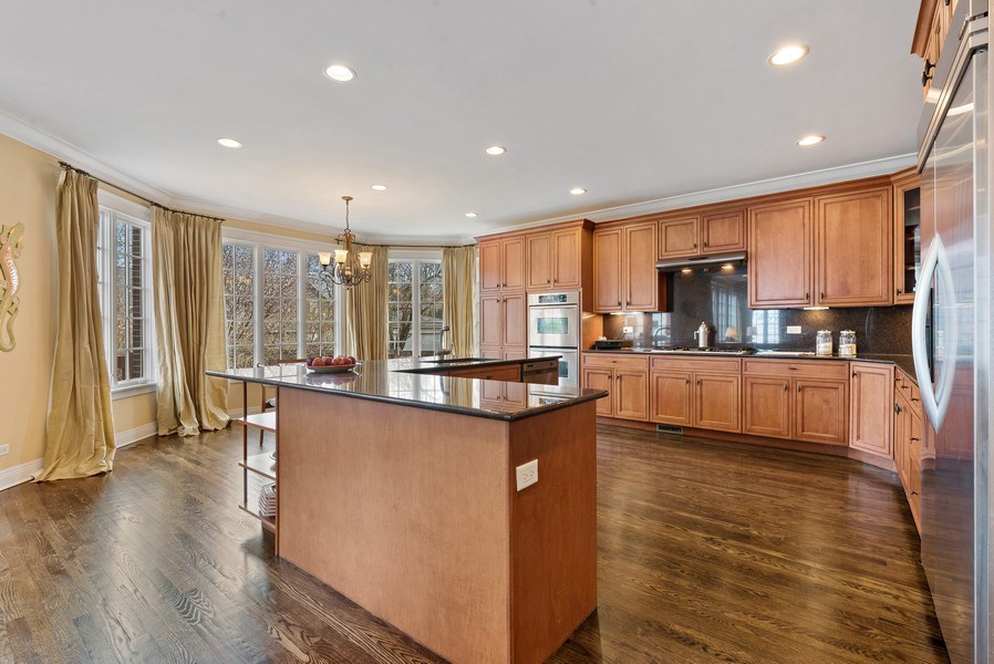 Real Estate Photography - 1415 Lincoln Ave, Evanston, IL, 60201 - Kitchen
