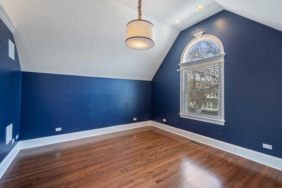 Real Estate Photography - 201 W Russell St, Barrington, IL, 60010 - 2nd Bedroom