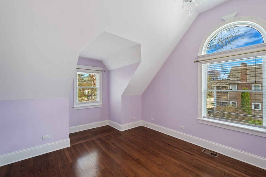 Real Estate Photography - 201 W Russell St, Barrington, IL, 60010 - 3rd Bedroom