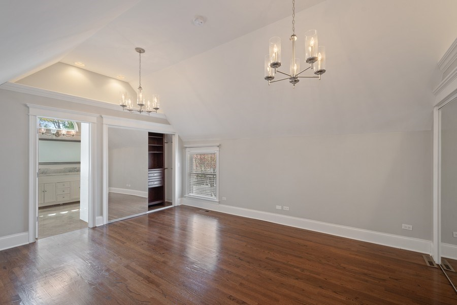 Real Estate Photography - 201 W Russell St, Barrington, IL, 60010 - Master Bedroom