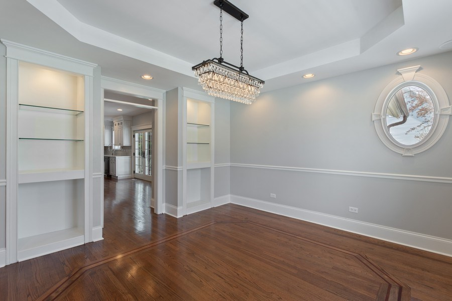 Real Estate Photography - 201 W Russell St, Barrington, IL, 60010 - Dining Room