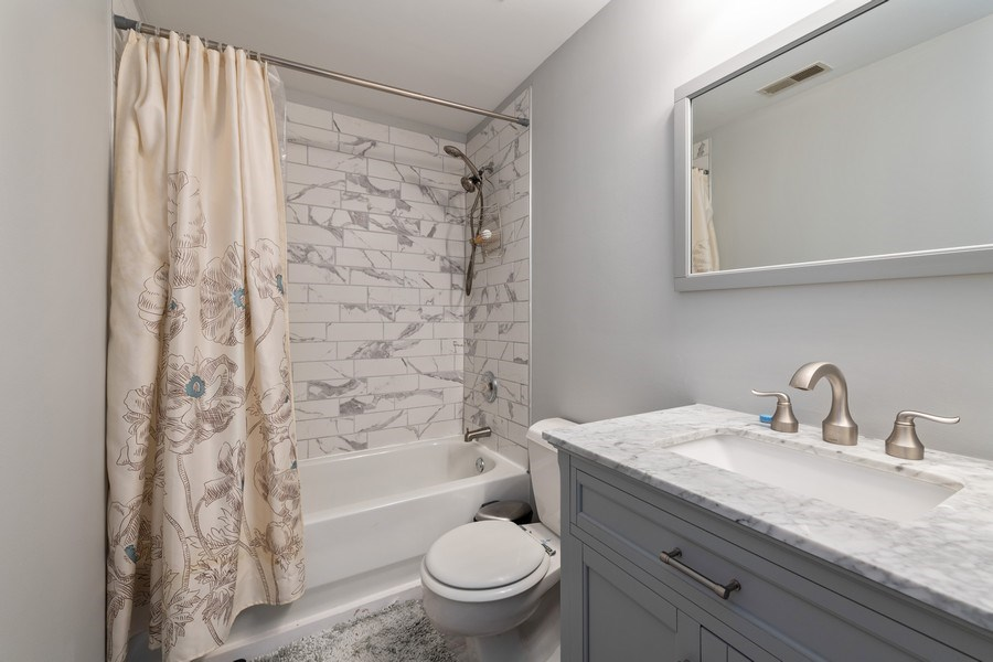 Real Estate Photography - 2333 W St. Paul, 331, Chicago, IL, 60647 - Bathroom