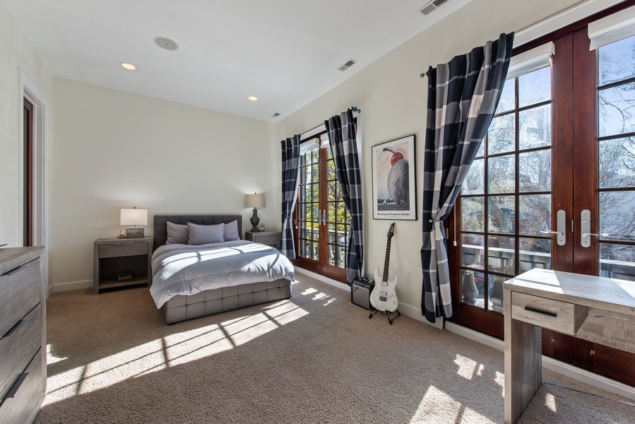 Real Estate Photography - 1619 N. Paulina St., Chicago, IL, 60622 - 2nd Bedroom