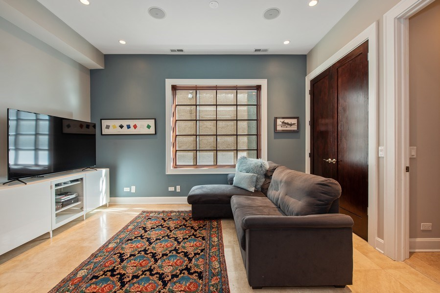 Real Estate Photography - 1619 N. Paulina St., Chicago, IL, 60622 - 3rd Bedroom