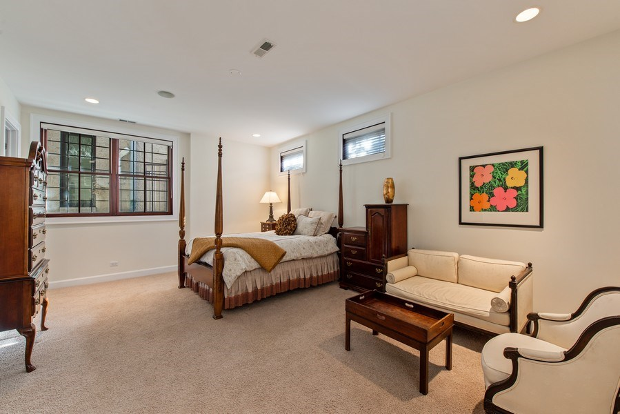 Real Estate Photography - 1619 N. Paulina St., Chicago, IL, 60622 - 4th Bedroom