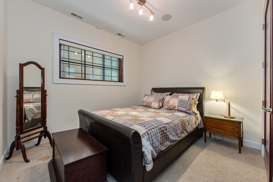 Real Estate Photography - 1619 N. Paulina St., Chicago, IL, 60622 - 5th Bedroom