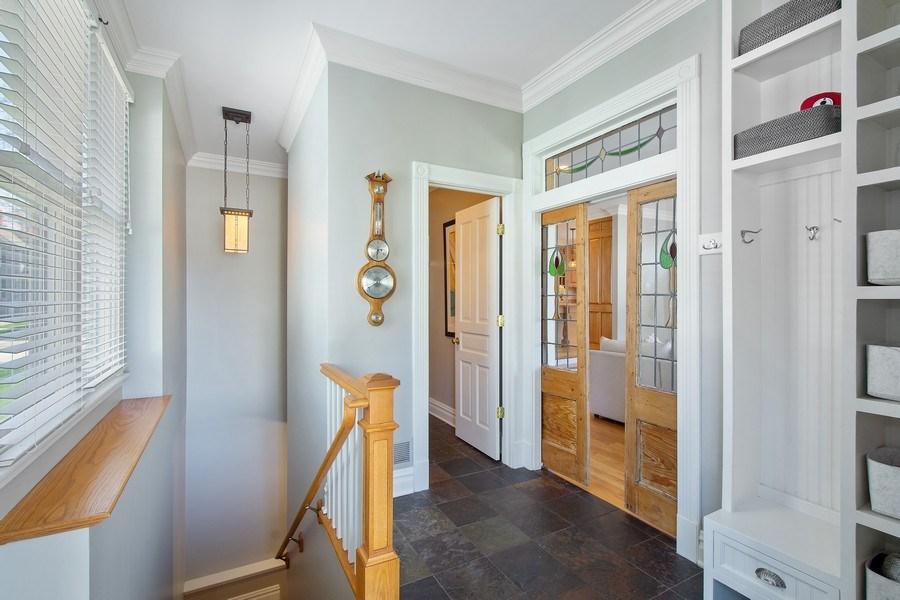 Real Estate Photography - 428 North Avenue, Barrington, IL, 60010 - Mudroom