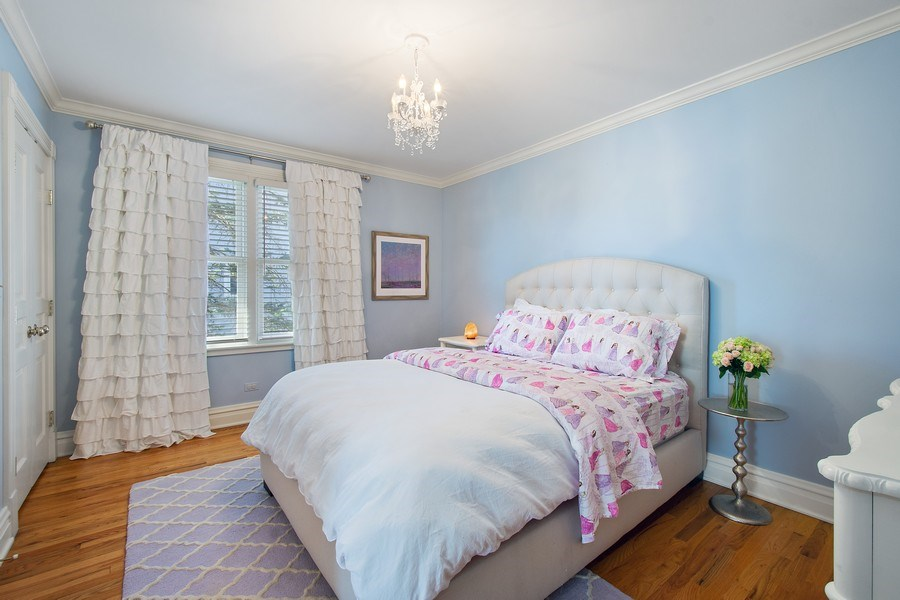 Real Estate Photography - 428 North Avenue, Barrington, IL, 60010 - 4th Bedroom