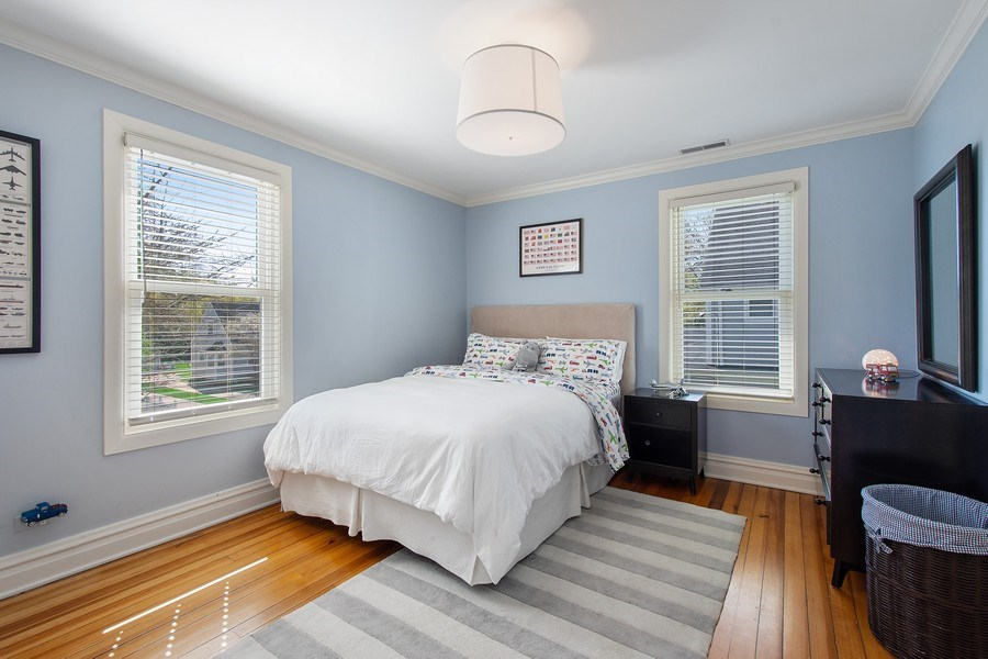 Real Estate Photography - 428 North Avenue, Barrington, IL, 60010 - 3rd Bedroom