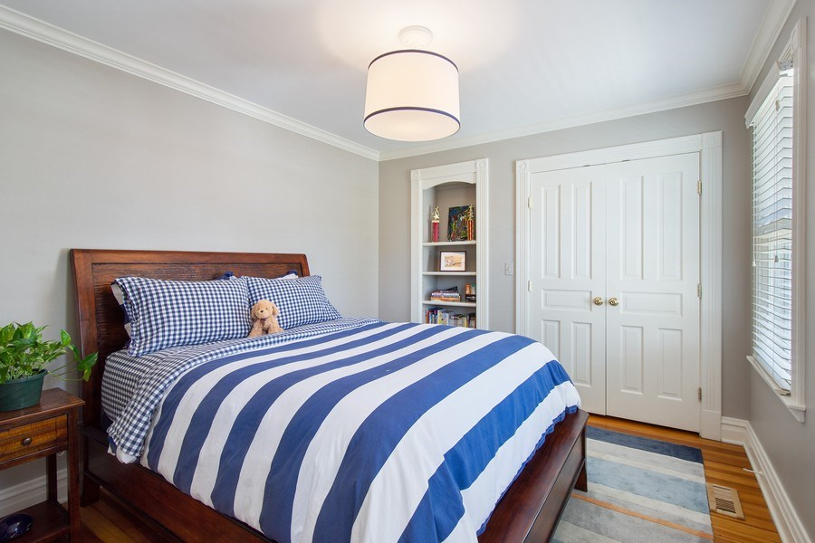 Real Estate Photography - 428 North Avenue, Barrington, IL, 60010 - 2nd Bedroom
