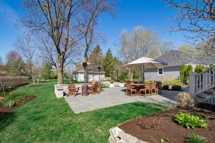 Real Estate Photography - 428 North Avenue, Barrington, IL, 60010 - Patio & Backyard