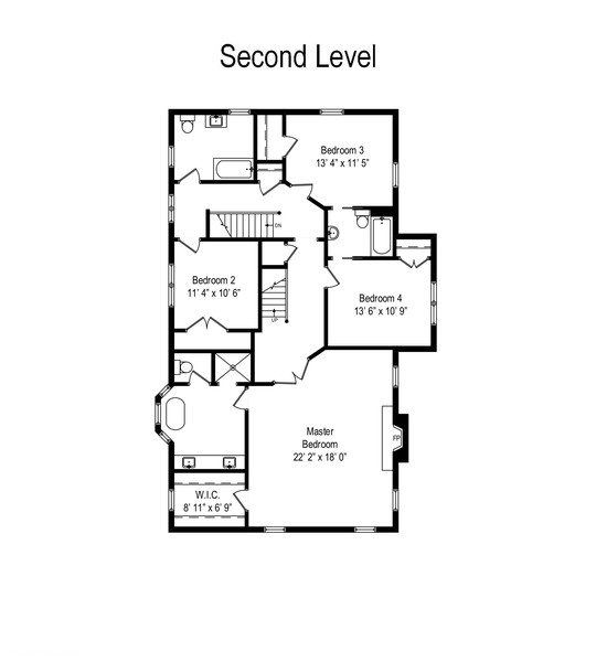 Real Estate Photography - 428 North Avenue, Barrington, IL, 60010 -