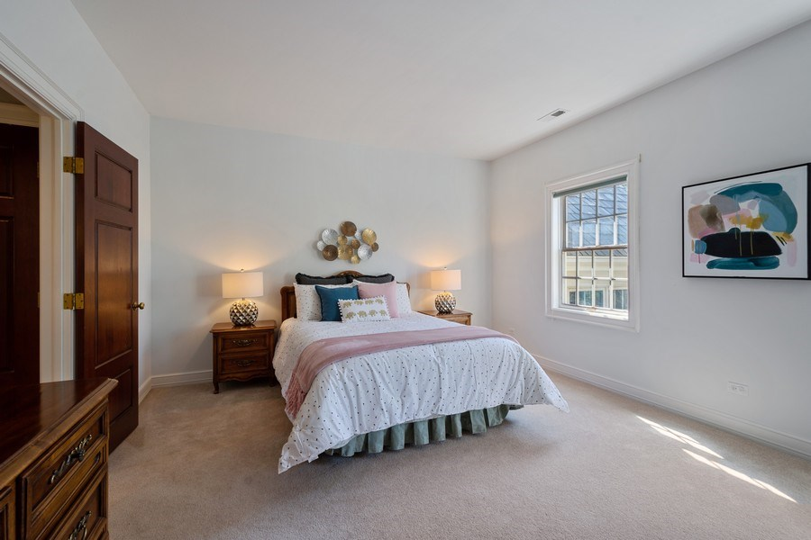 Real Estate Photography - 7 S Wynstone Dr, North Barrington, IL, 60010 - 4th Bedroom