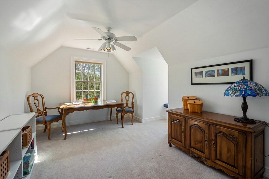 Real Estate Photography - 7 S Wynstone Dr, North Barrington, IL, 60010 - Craft Room / Homework Room