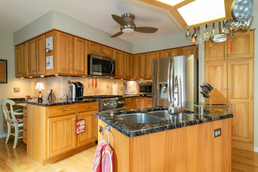 Real Estate Photography - 4010 N. Mitchell Drive, Arlington Heights, IL, 60004 - Kitchen
