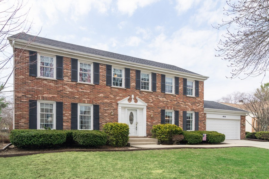 Real Estate Photography - 4010 N. Mitchell Drive, Arlington Heights, IL, 60004 - Front View