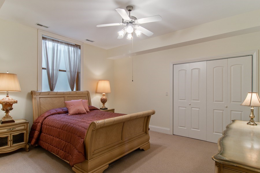 Real Estate Photography - 194 Akenside, Riverside, IL, 60546 - 5th Bedroom