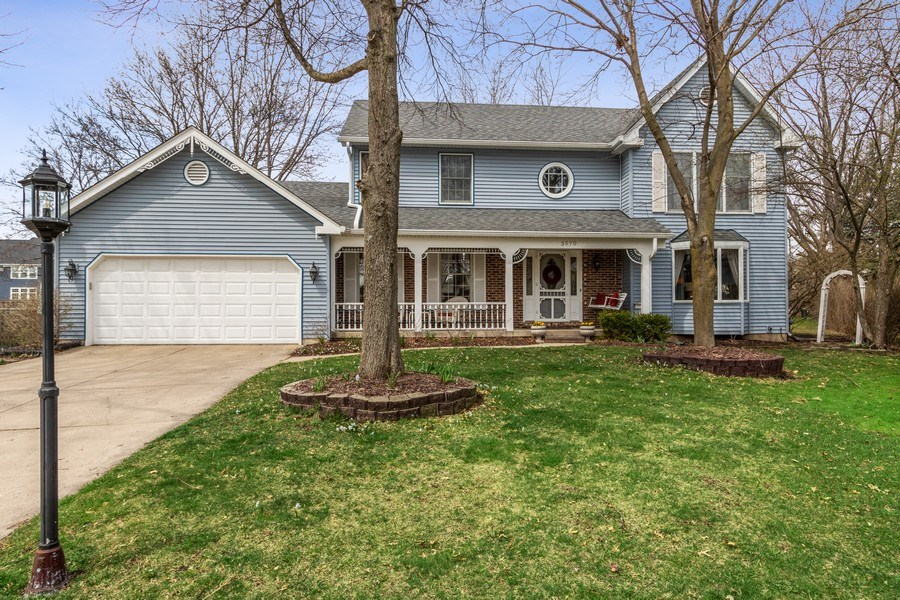 Real Estate Photography - 3570 Londonderry Court, Hoffman Estates, IL, 60067 - Beautiful Cul-de-sac Location