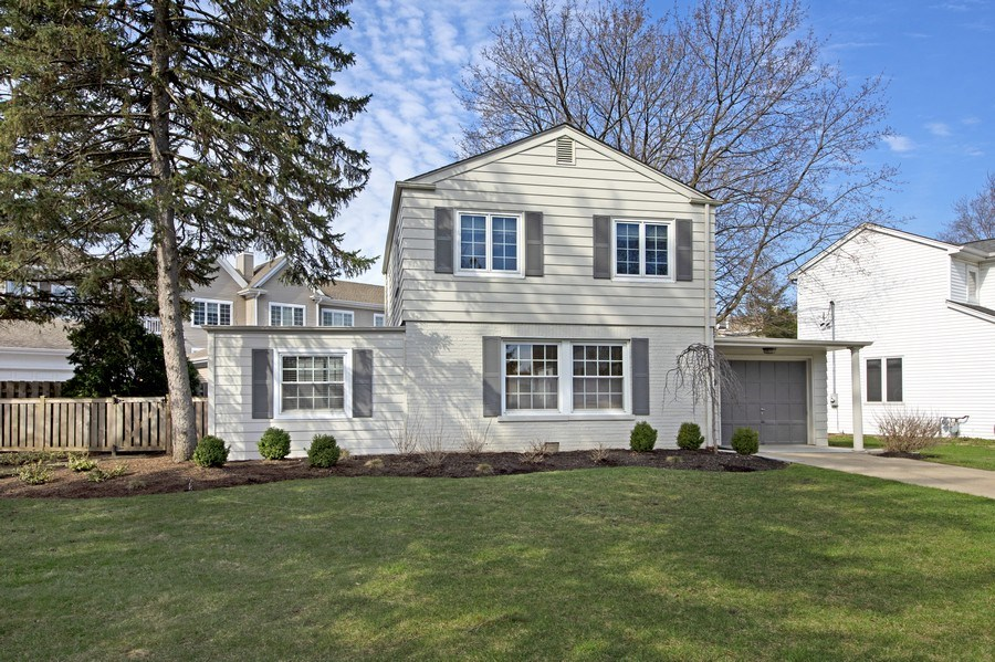 Real Estate Photography - 408 S. Carlyle Place, Arlington Heights, IL, 60004 - Front View