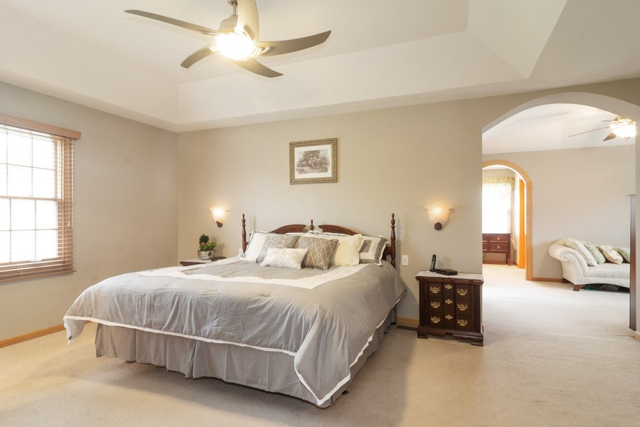 Real Estate Photography - 418 S Cleveland Ave, Arlington Heights, IL, 60005 - Master Bedroom