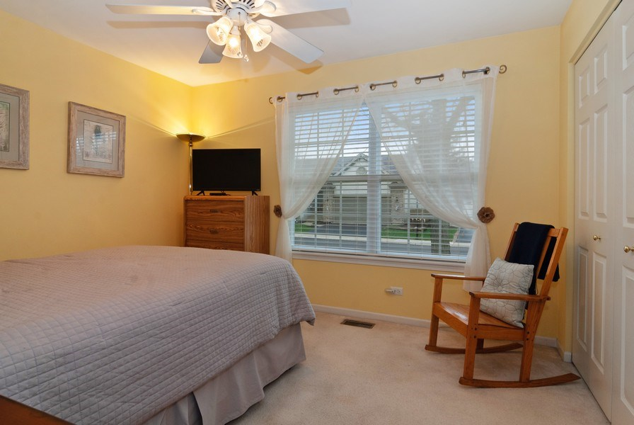 Real Estate Photography - 2473 Golf Trail Ct, Aurora, IL, 60506 - 2nd Bedroom