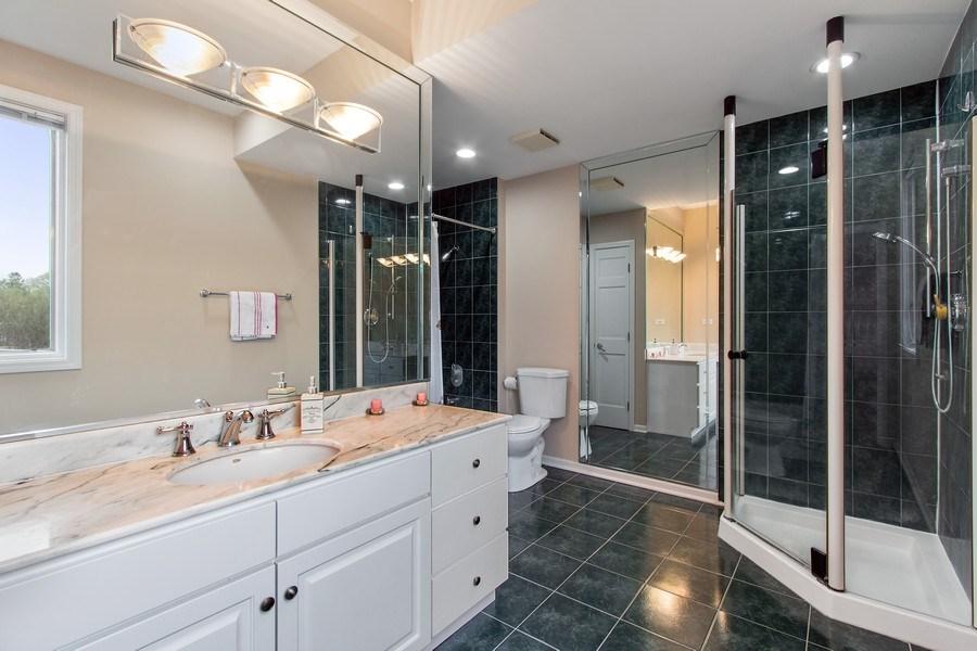 Real Estate Photography - 309 Dundee Road, Barrington, IL, 60010 - Princess Suite Bath