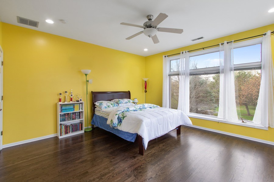 Real Estate Photography - 309 Dundee Road, Barrington, IL, 60010 - 3rd Bedroom