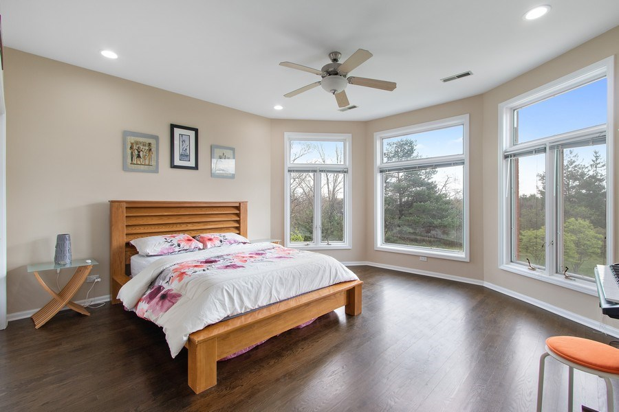 Real Estate Photography - 309 Dundee Road, Barrington, IL, 60010 - 4th Bedroom