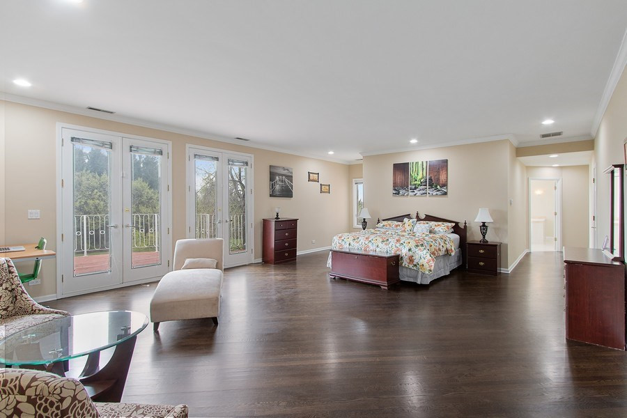 Real Estate Photography - 309 Dundee Road, Barrington, IL, 60010 - Master Bedroom