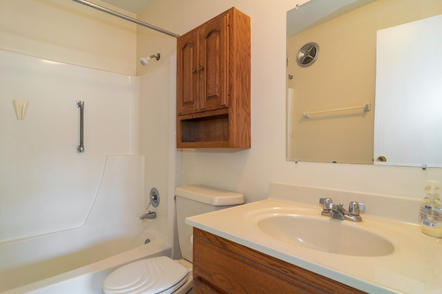 Real Estate Photography - 525 S. Cleveland #204, Arlington Heights, IL, 60005 - Master Bathroom