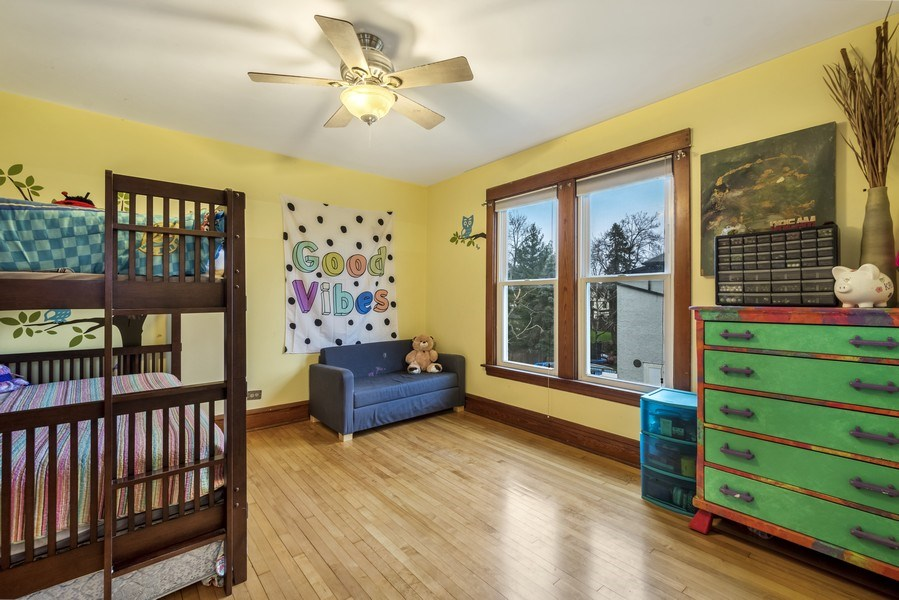 Real Estate Photography - 305 N Plum Grove Road, Palatine, IL, 60067 - 2nd Bedroom